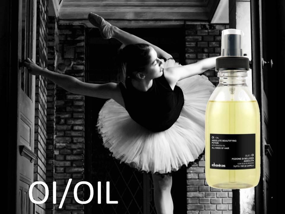 davines oi/oil haarverzorgings producten